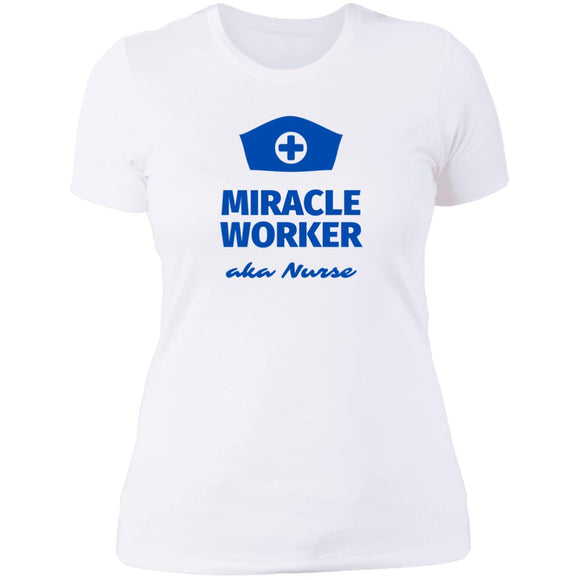 Miracle Worker Premium Womens T-Shirt