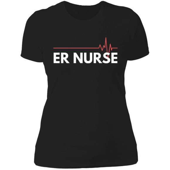 ER Nurse Premium Womens T-Shirt