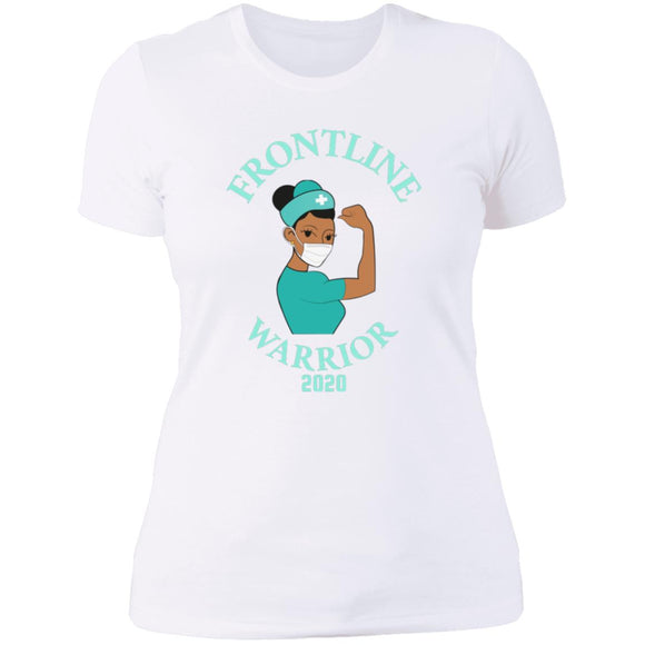 Frontline Warriors Ladies'  T-Shirt