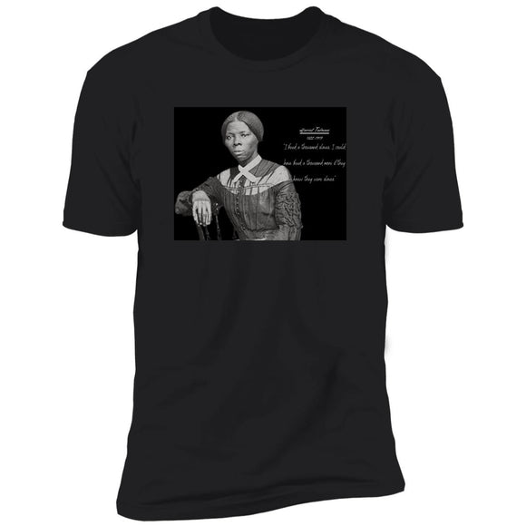 Harriet Tubman Mens T-Shirt
