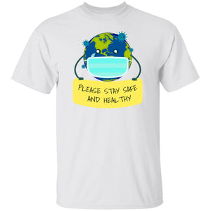 One World One Love Boys T-Shirt