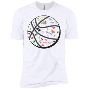 The Education Is The Key Next Level Boys' Cotton T-Shirt - Newday Unlimited