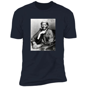 Harriet Tubman Mens Short Sleeve T-Shirt
