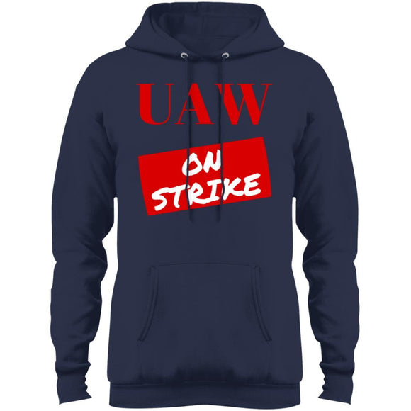 THE Red White and Blue On Strike Pullover Hoodie - Newday Unlimited