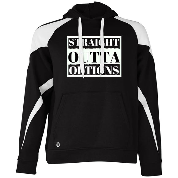 Outta Options Colorblock Hoodie - Newday Unlimited