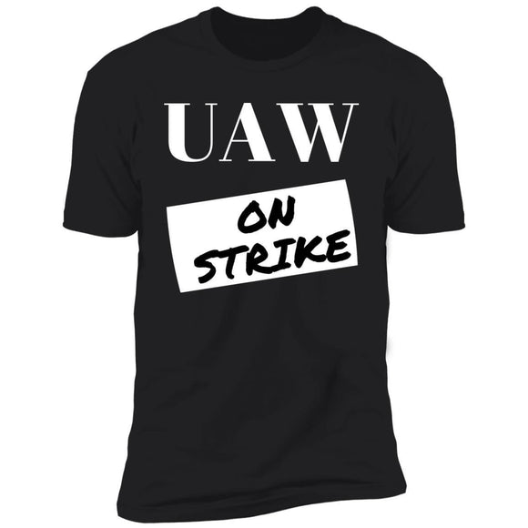 On Strike Mens T-Shirt - Newday Unlimited