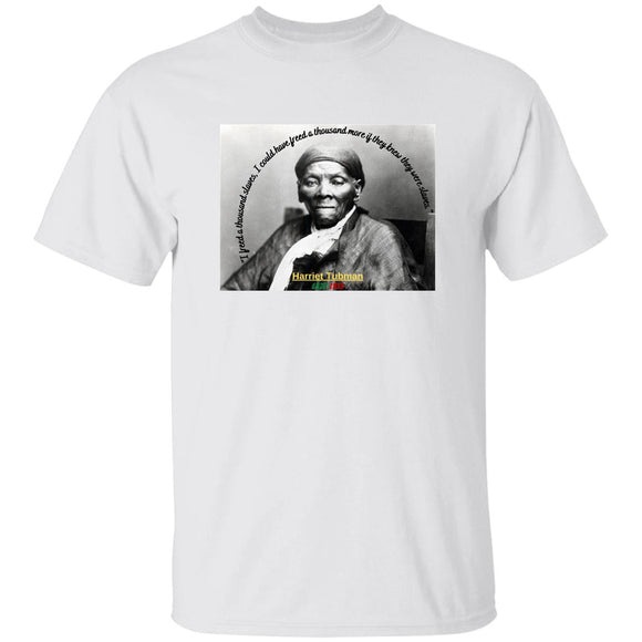 Harriet Tubman Youth Unisex T-Shirt