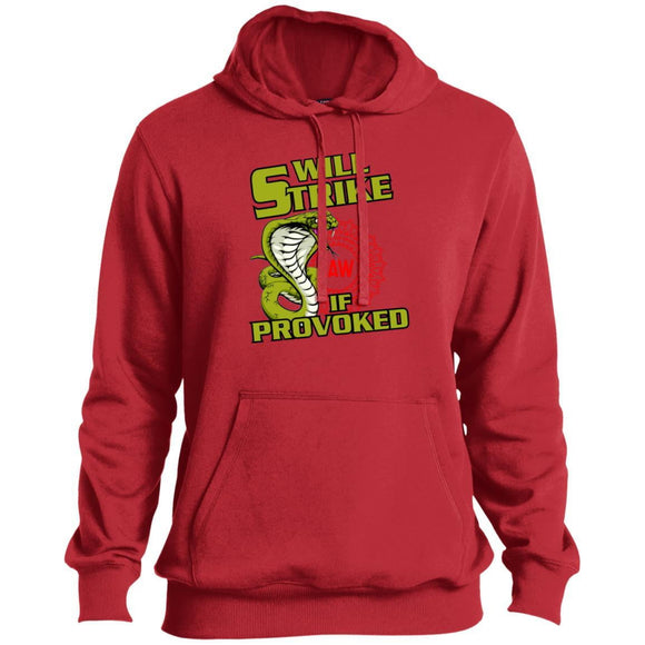 Will Strike Pullover Hoodie - Newday Unlimited