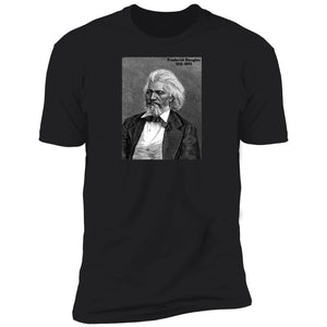 Frederick Douglas Mens Short Sleeve T-Shirt