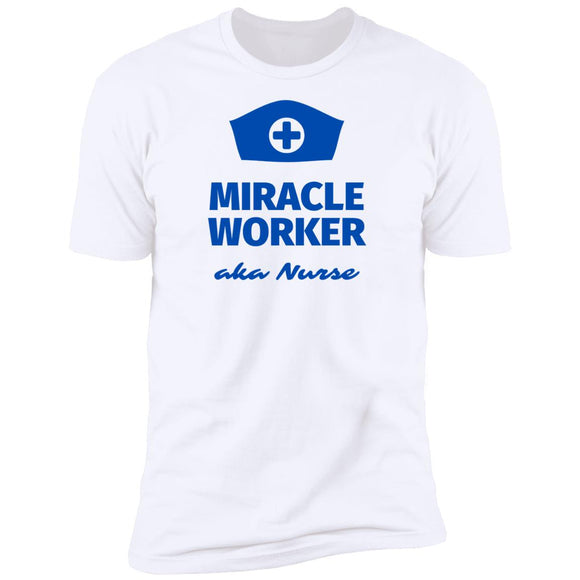 Miracle Workers Premium Mens T-Shirt