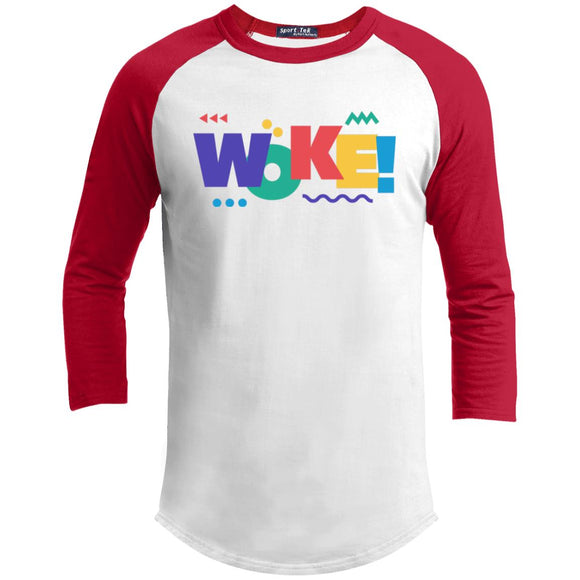 WOKE Youth Sporty T-Shirt