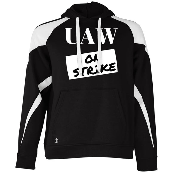 On Strike Colorblock Hoodie - Newday Unlimited
