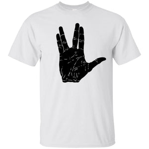 I come In Peace Ultra Cotton T-Shirt - Newday Unlimited