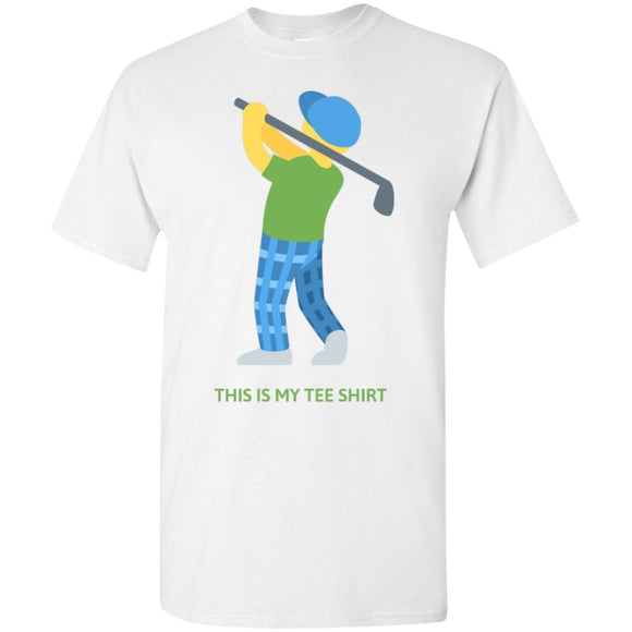 My funny golf tee - Newday Unlimited