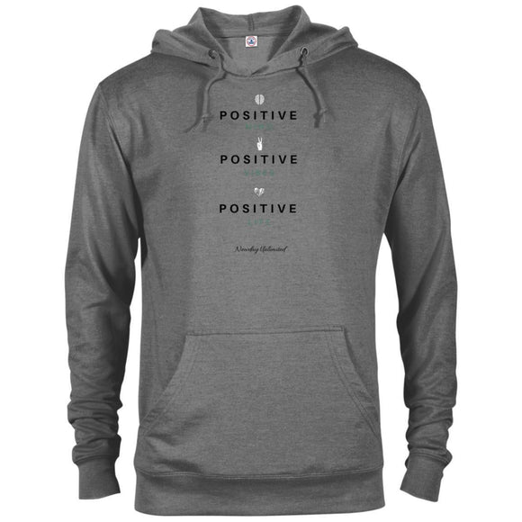Positive life French Terry Hoodie - Newday Unlimited