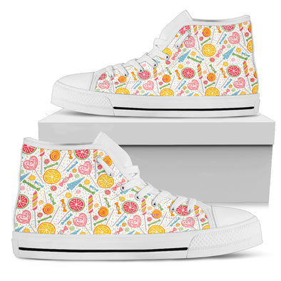 Candy Womens High Tops