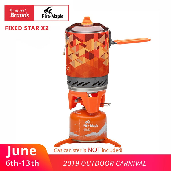 Outdoor Gas Stove Burner