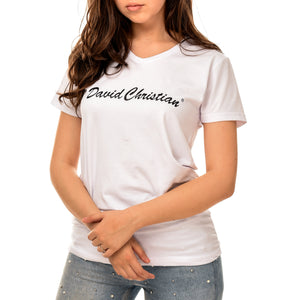 V-NECK David Christian T-Shirt