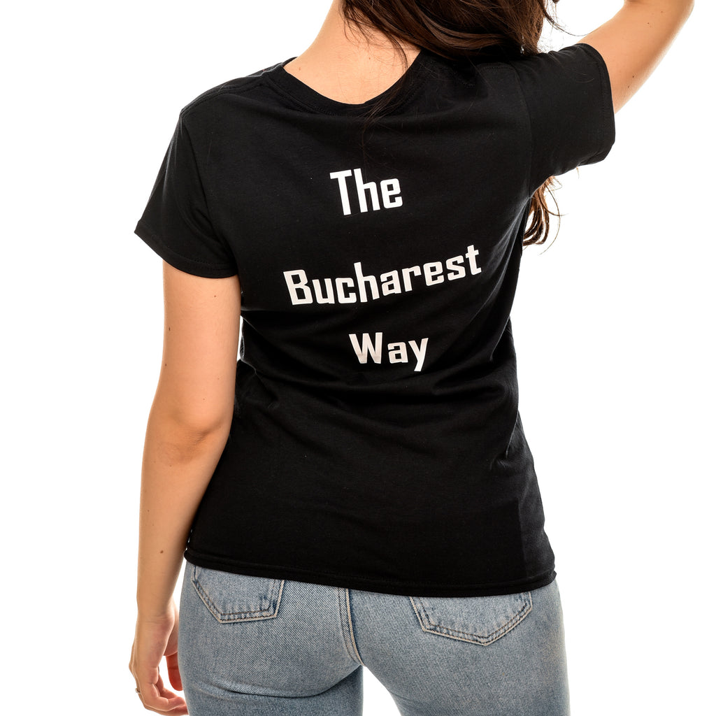 The Bucharest Way T-Shirt