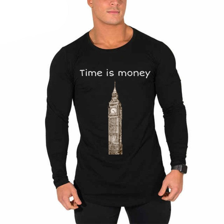 D.C. Time is Money Blouse