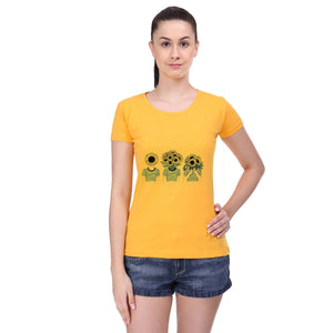 D.C. Sunflower T-Shirt