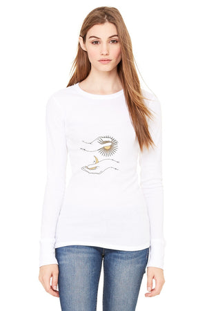 "D.C. ""The Moon and The Sun"" Blouse"