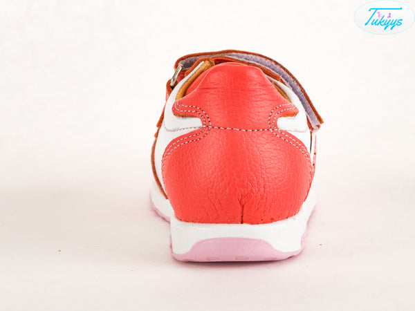 Leather Shoes for Babies & Kids - Orthopedic Insole Boys/Girls Sneakers