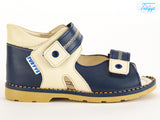 Leather Shoes for Babies & Kids - Orthopedic Insole Boys/Girls Sandals