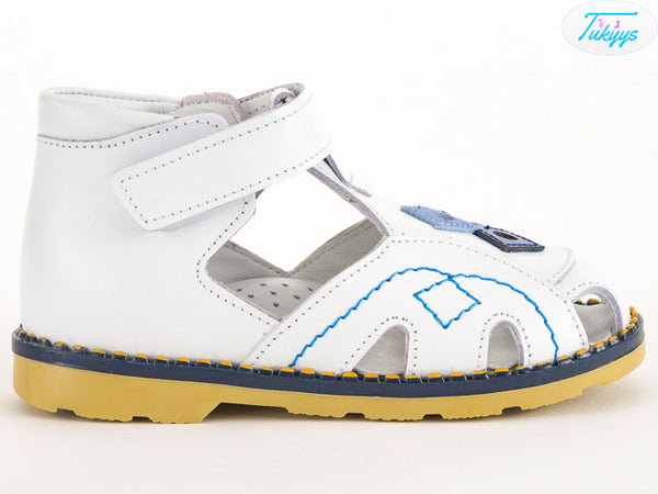 Leather Baby & Kids Shoes - Insole Boys/Girls Sandals