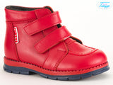 Leather Boots for Girls & Boys - Winter Shoes with Orthopedic Insole