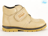 Leather Winter Boots for Girls & Boys - Orthopedic Insole