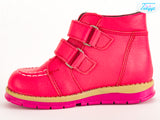 Leather Winter Boots for Girls & Toddlers - Orthopedic Insole
