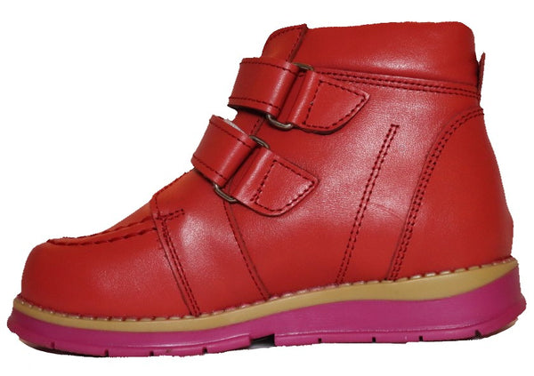 Double Velcro Rose Boot 343-60
