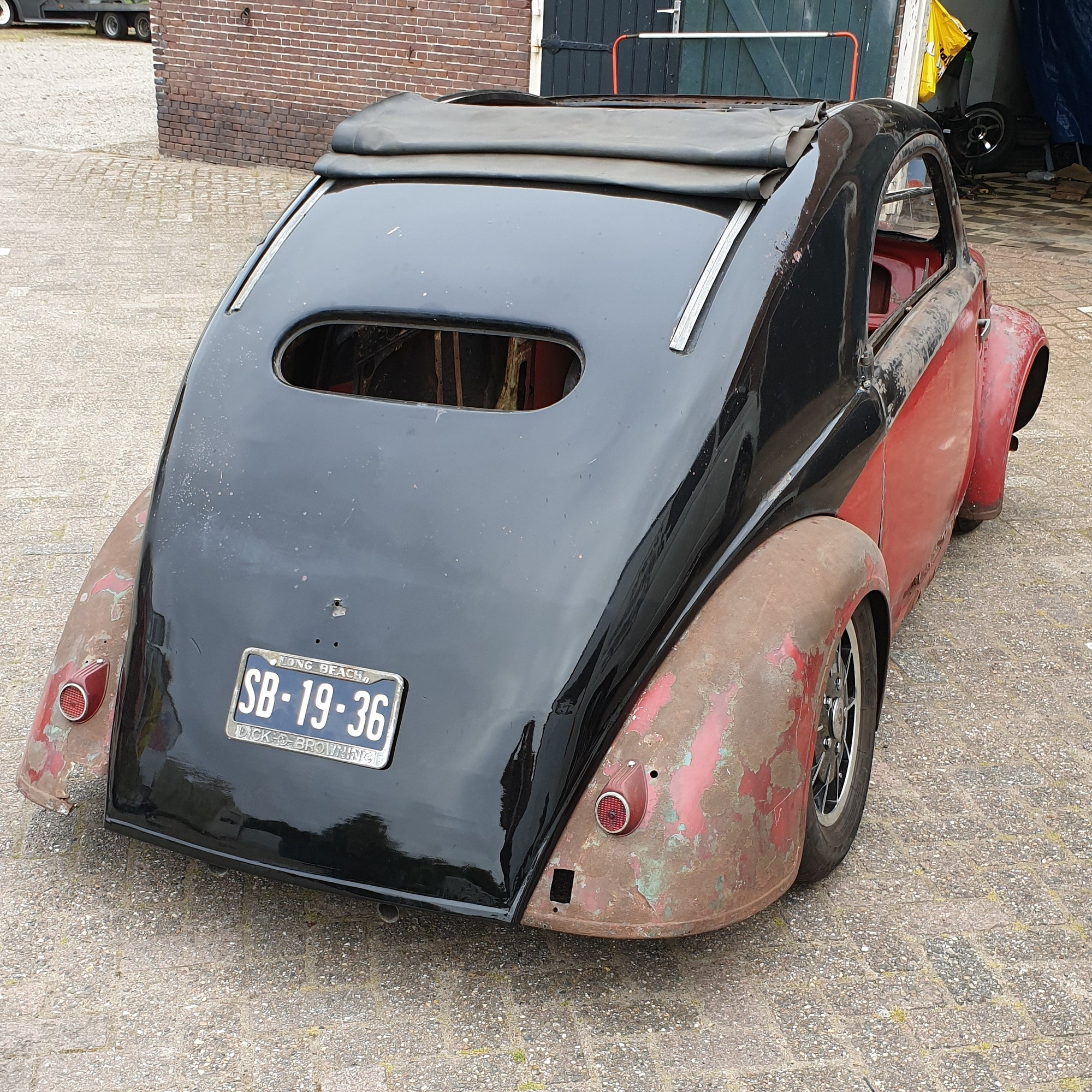 1936 Steyr VW conversion