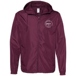 C-Bell Circle Logo dust jacket (maroon)