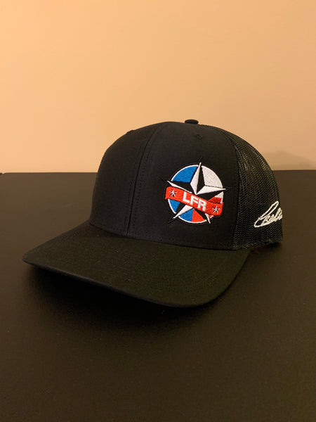 LFR signature snap-back hat