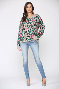 Sarai Knitted Sweater