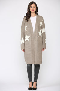 Sancia Star Cardigan