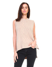Load image into Gallery viewer, Heather Ribbed Sweater Vest
