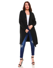 Load image into Gallery viewer, Holly Cardigan - Black