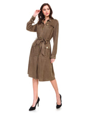 Load image into Gallery viewer, Ariana Trench Coat & Dress