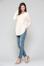 Load image into Gallery viewer, Sadie Sweater - Cream