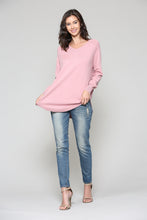 Load image into Gallery viewer, Sadie Sweater - Mauve