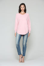 Load image into Gallery viewer, 7342SW Sadie Top- Pink