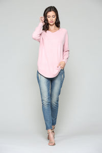 Sadie Sweater - Pink