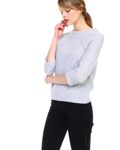 Selma Ribbed Sweater