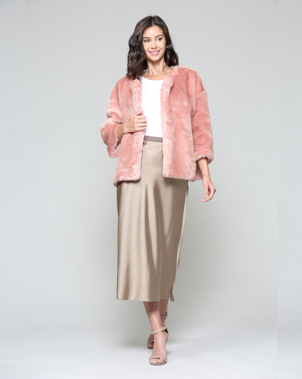 7415FR Roxy Jacket-Rose