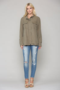Talia Tencel Jacket