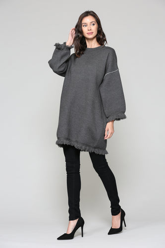 Susie Tunic Sweater
