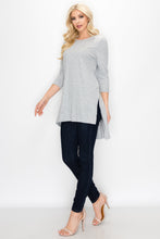 Load image into Gallery viewer, Claire Tunic Top